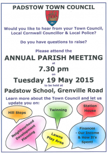 Annual Parish Meeting 2015