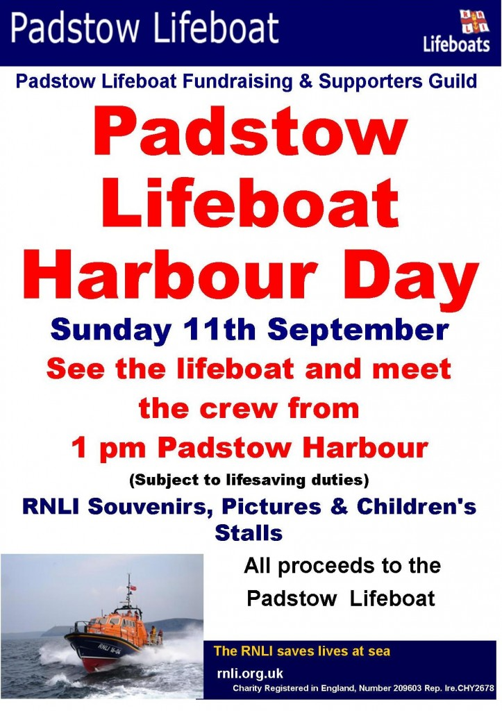 Harbour Day Poster 9-2016